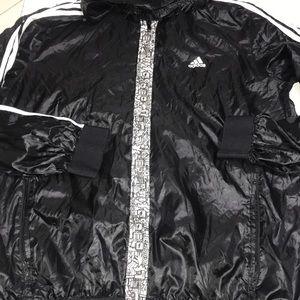 Adidas XL Rain Jacket